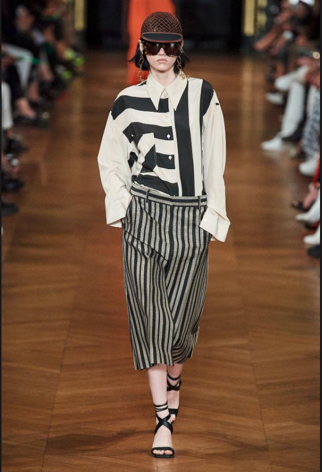 Stella McCartney during Paris Fashion Week S/S2020 - Image Credit: Vogue.com