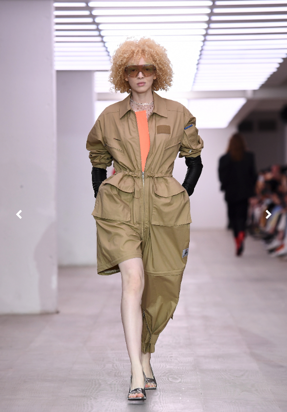 pushBUTTON During London Fashion Week S/S2020 - Image Credit: Vogue.com