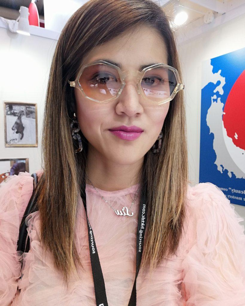 Hong Kong International Optical Fair 2019 - Stoned Eyewear