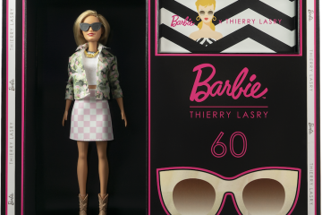 Barbie x Thierry Lasry Collaboration