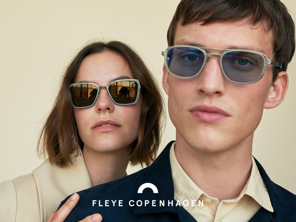 Fleye Copenhagen Glasses
