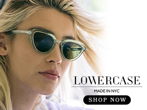 Lowercase NYC Glasses