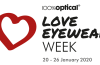 Love Eyewear Week with 100% Optical