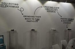 Sustainable eyewear