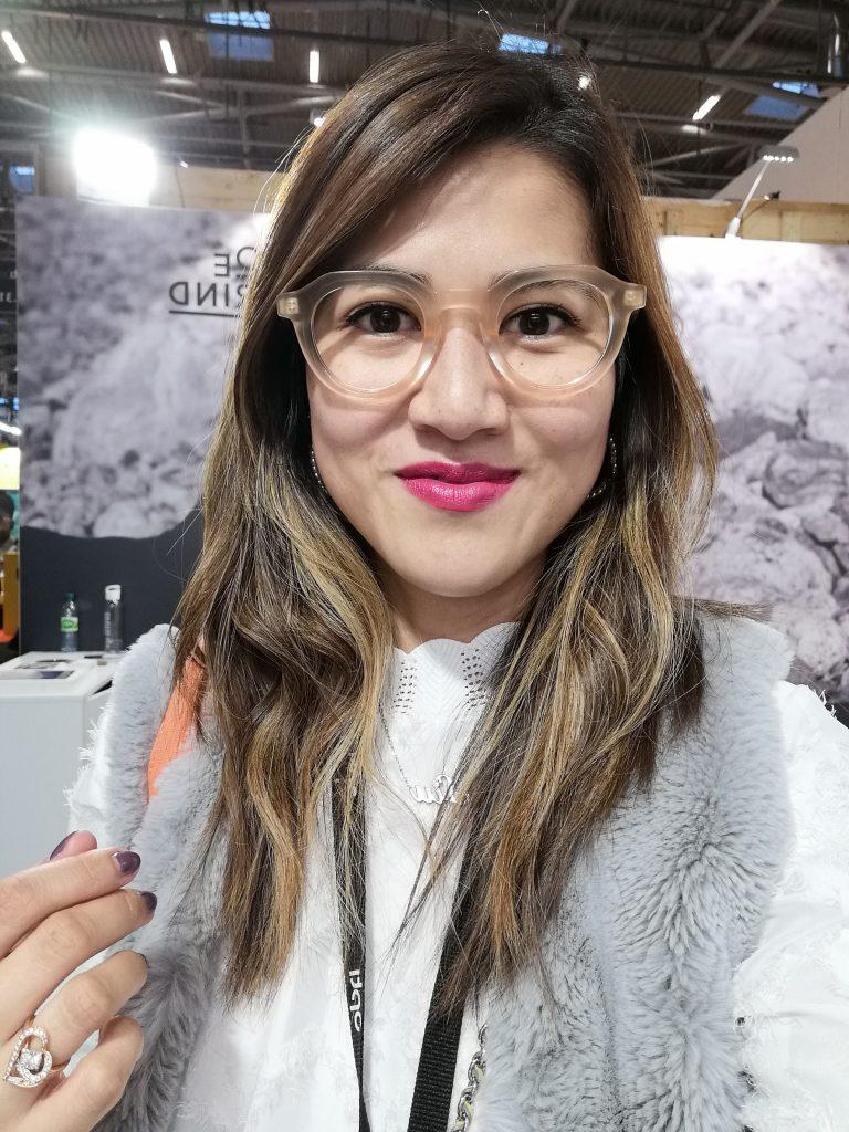 Opti 2020 Wearing EOE Eyewear