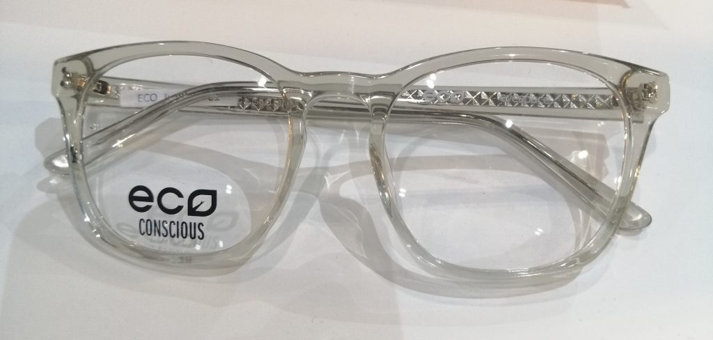 Eco Conscious eyewear Range by EyeSpace