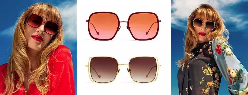 Caron Eyewear Debut