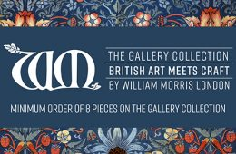 William Morris Gallery Collection Turns One