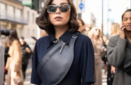 Milan Fashion Week A/W2020 Street Style