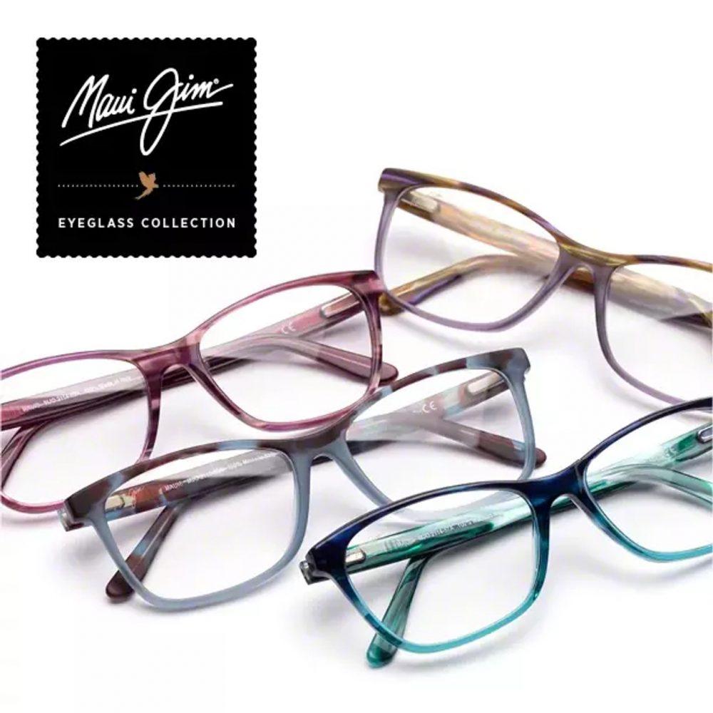 Maui Jim Optical Glasses and Lenses