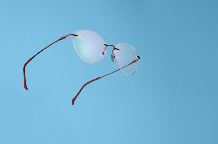 Everyday Elegance with Rimless - Model SI-93683