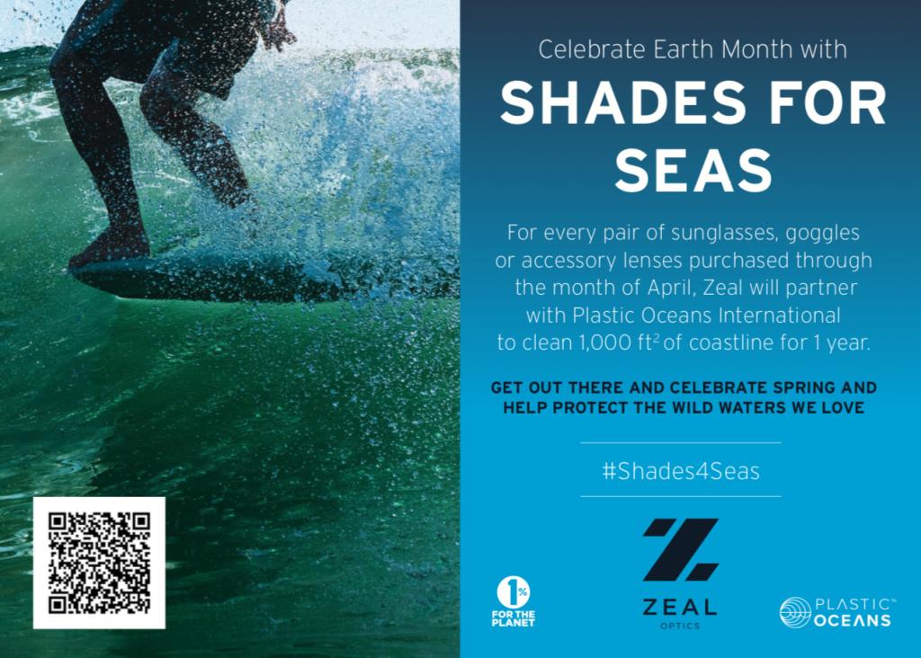 Zeal Optics Shades For Seas