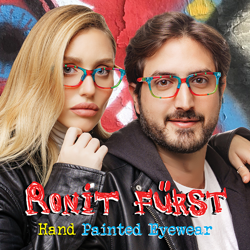 Ronit Furst 2021 campaign image