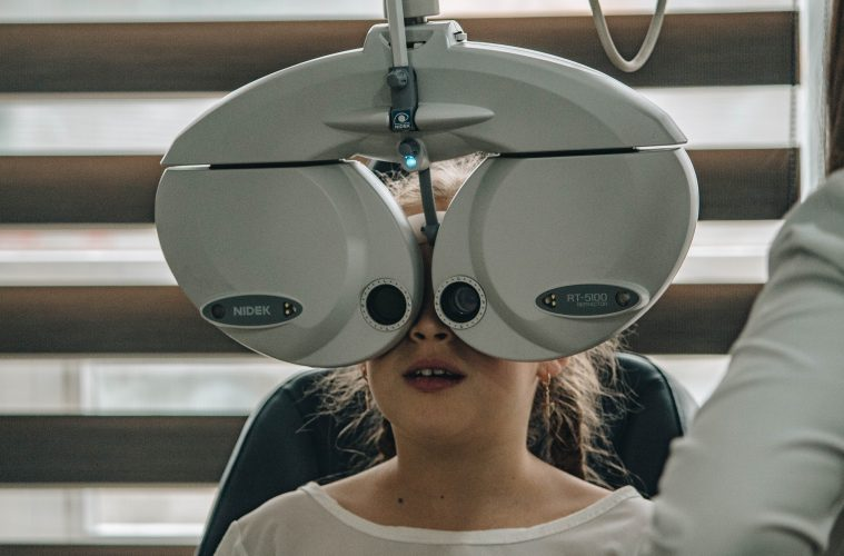 Can an eyetest assist long term Covid diagnosis